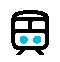 JR環状線 桃谷駅西口改札のスグ隣